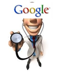 google diagnostic médical