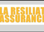 résiliation assurance